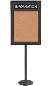 SwingStand-Designer-Bulletin-Board-Stand-with-Header-Metal-Framed-1